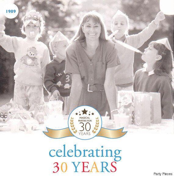 Foto di Kate Middleton a 7 anni per pubblicizzare l'azienda di famiglia, ma Buckingham Palace si