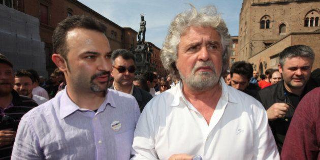 Massimo Bugani, capogruppo M5S Bologna: