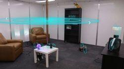 I ricercatori Disney realizzano la stanza della ricarica wireless (e non è un