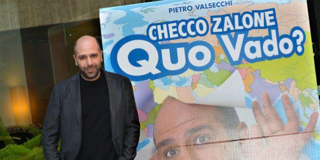 Zalone salva il cinema italiano: grazie a Quo Vado il 2016 segna un +6% sui biglietti venduti. Natale...