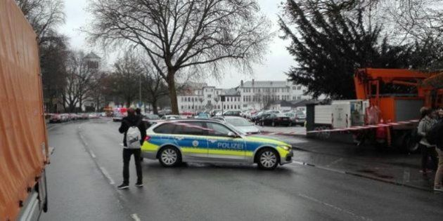 Germania, Falso allarme per l'attacco alla scuola di