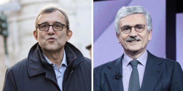 La prima lite post-scissione Pd, scintille tra Roberto Giachetti e Massimo