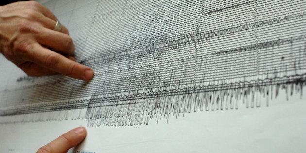 Terremoto, Ingv: