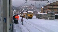 Treno bloccato nelle Marche, traffico fermo su alcune linee