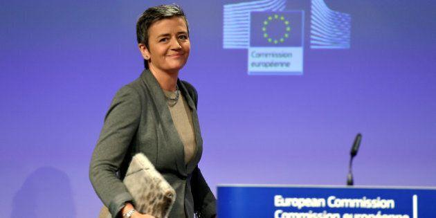 Ue, Margtrethe Vestager: chieste informazioni a Facebook sulla raccolta di dati con
