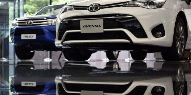 Toyota avverte la May: