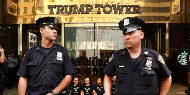 Gli agenti segreti affitteranno due piani della Trump Tower, ma costeranno milioni di