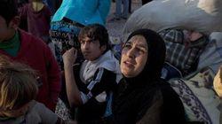 In prima linea tra i profughi in fuga da