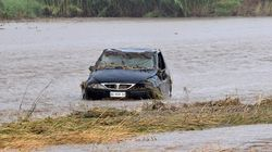 Ondata di Maltempo al Sud: nel Foggiano un uomo muore in auto travolto dal