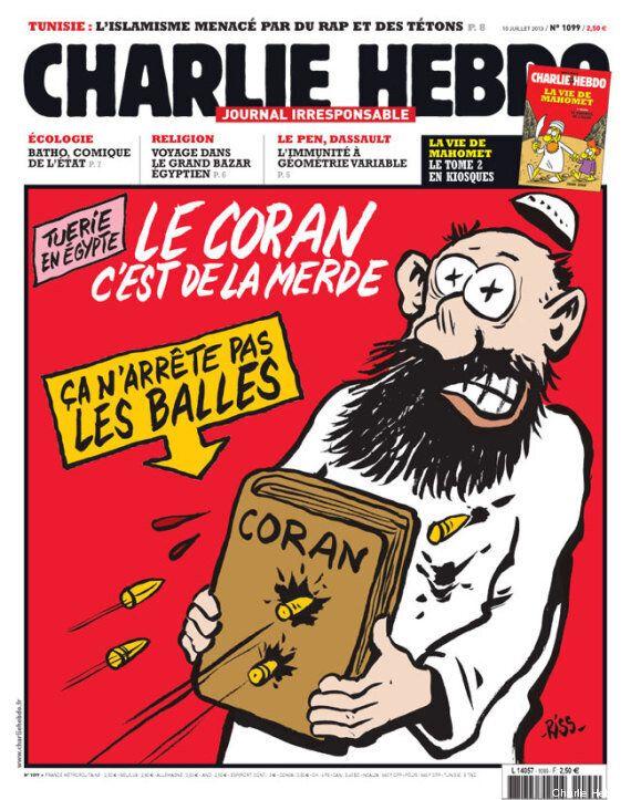 Vignetta anti Islam, il settimanale francese Charlie Hebdo provoca ancora con una copertina contro il