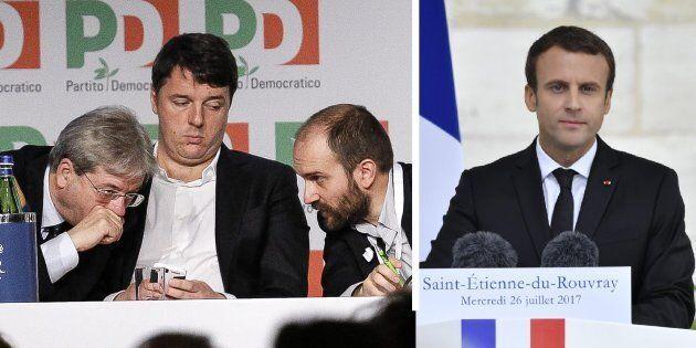 RetroMarche! I macronisti d'Italia si sono già pentiti di Macron:
