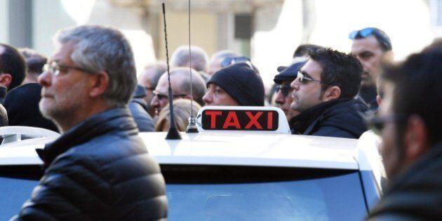Graziano Delrio sui Taxi: