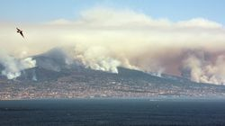 L'uomo che ha incendiato Vesuvio ora ha un nome. Ed è stato