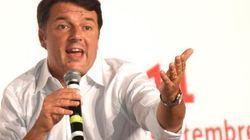 Festa dell'Unità, Renzi: