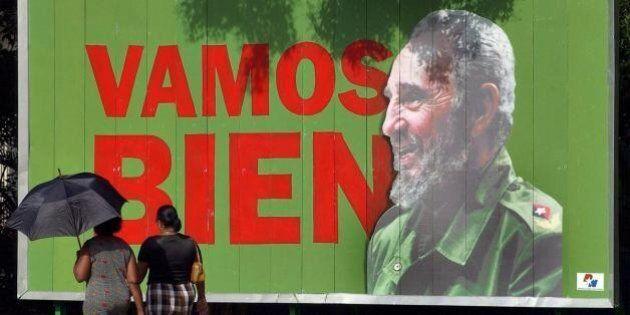 Adios Comandante, lasci una Cuba colta e