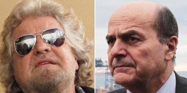 La provocazione di Bersani sui 5 stelle merita di essere