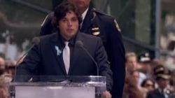 Il figlio di una vittima dell'11 settembre commuove Ground