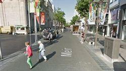 Auto cerca di travolgere la folla nella principale via pedonale di Anversa, nessun