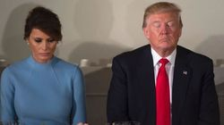 Donald e Melania dormono in letti separati (secondo lo Us