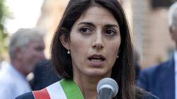 Roma senza acqua, Virginia Raggi: