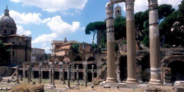 La Danimarca dona 1 milione e 500 mila euro a Roma per riportare alla luce il Foro di Cesare. Accordo...