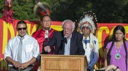 Standing Rock, una battaglia per l'acqua e la terra dei