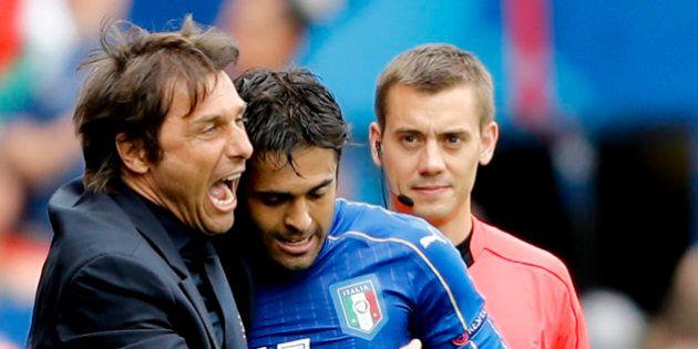 Italia Svezia 1 a 0: così è se vi piace: gli azzurri sanno fare poche cose (ma