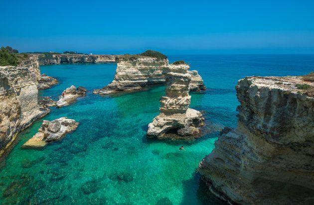Le 10 spiagge della Puglia dove tuffarsi almeno una volta nella