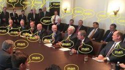 Trump ha incontrato 30 uomini per discutere dell'assistenza per le donne