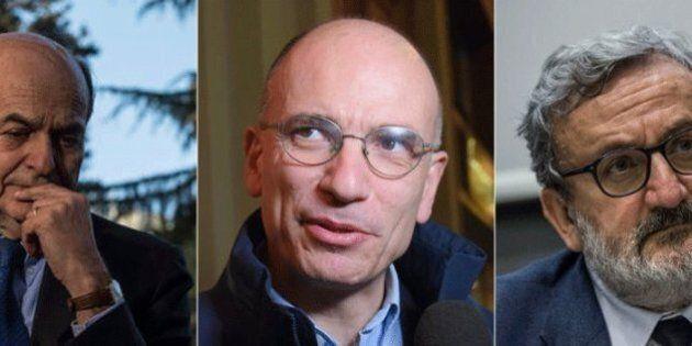 Pierluigi Bersani, Enrico Letta, Michele Emiliano: ecco cosa c'è dietro l'apertura ai
