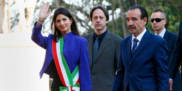 Trattati di Roma: al Campidoglio scoppia il caso Raggi, il discorso della sindaca oscurato in tv e in...