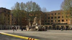 Roma blindata (ma non troppo). Viaggio nelle strade della