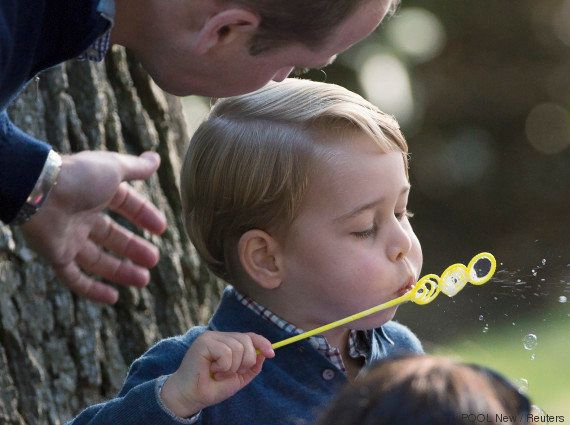 Il principe George frequenterà una nuova scuola dove i migliori amici sono
