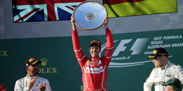 F1 Gp di Australia, Ferrari parlano i