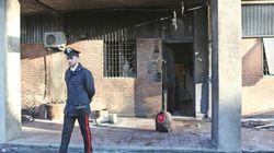 Attentato esplosivo contro caserma dei carabinieri a