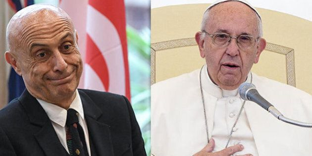 Il Papa e Minniti, i due vincitori del 25