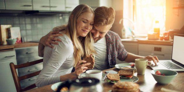 Otto abitudini mattutine delle coppie