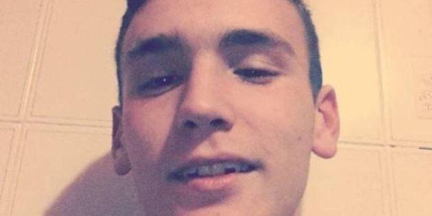 Emanuele Morganti morto. Massacrato di botte fuori da un locale, lite scoppiata per una