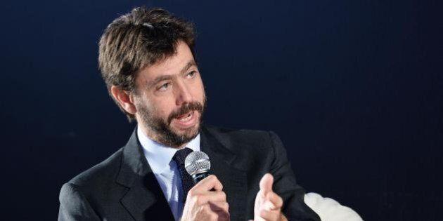 Juve-ndrangheta, Andrea Agnelli già sentito da procura Figc: