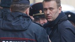 Navalny posta foto dal tribunale: