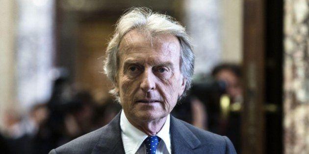 Luca Cordero di Montezemolo spunta tra i candidati alla presidenza di Telecom Italia. Vivendi non