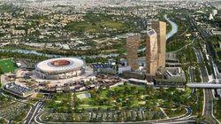 Stadio della Roma: oltre le parole di Grillo, la trattativa resta