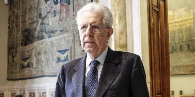 Mario Monti come Enrico Letta: