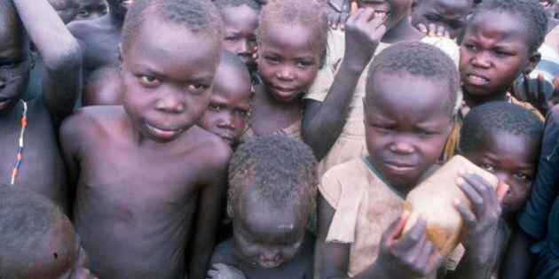 La carestia uccide. Salviamo i bambini del Sud