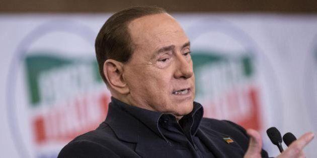 Silvio Berlusconi ai pm: