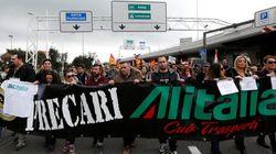 Giornata di sciopero per Alitalia: l'azienda riapre la