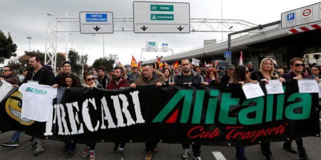 Sciopero Alitalia: l'azienda riapre la trattativa. Filt: