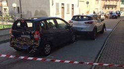 Sperona l'auto dell'ex moglie e l'accoltella nel vercellese. La donna è in fin di