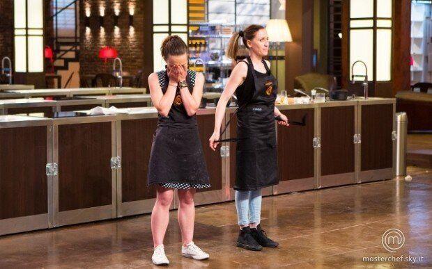 A Masterchef si cucina anche il plancton. Gloria e Loredana sfida all'ultimo