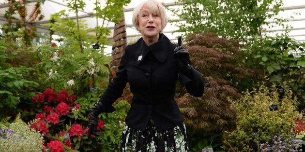 Helen Mirren si batte per salvare la